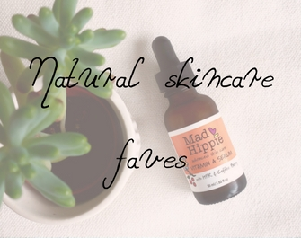 NATURAL SKINCARE FAVES